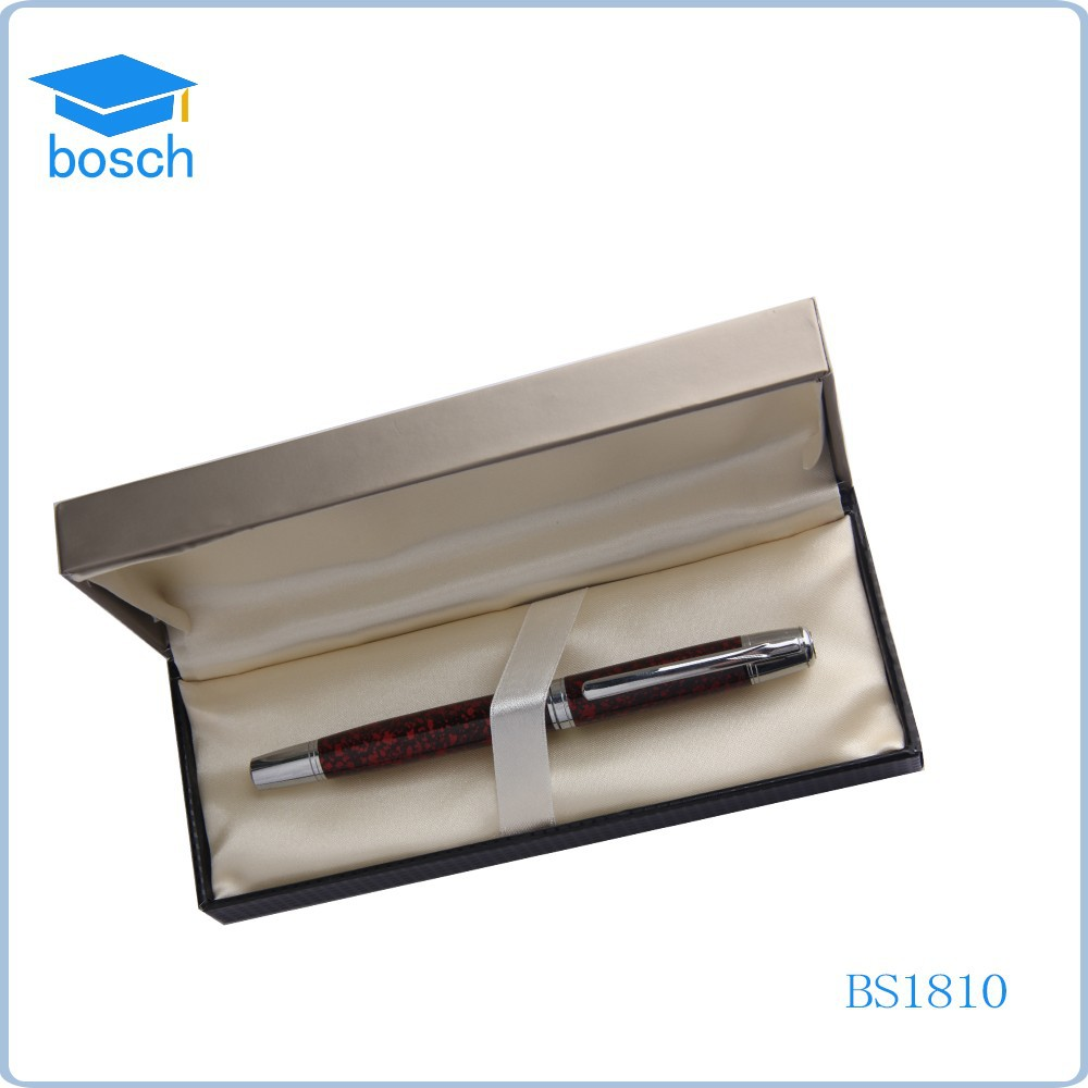Top quality hot arab six pen,Metal pen set gift box