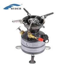 Small Portable Windproof Compact Liquid Fuel Multi Fuel Outdoor Backpacking Camping Stove