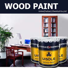 polyester primer polyurethane topcoat wooden furniture spray paint