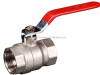 China manufacture good quality 1/2-4 forged yuhuan brass ball valve
