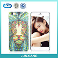 Factory offer 3D water transfer printing cell phone case for iphone