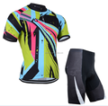 blank colorful team cycling wear China high quality custom cycling Jersey suit