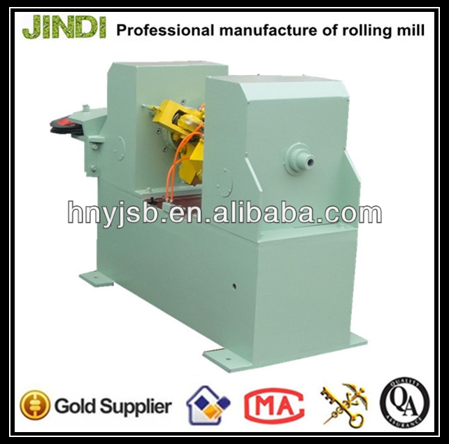 High output 3 Ribbed steel bar cold roller mill