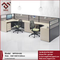 Grey Melamine Pictures of Office Furniture Partitions