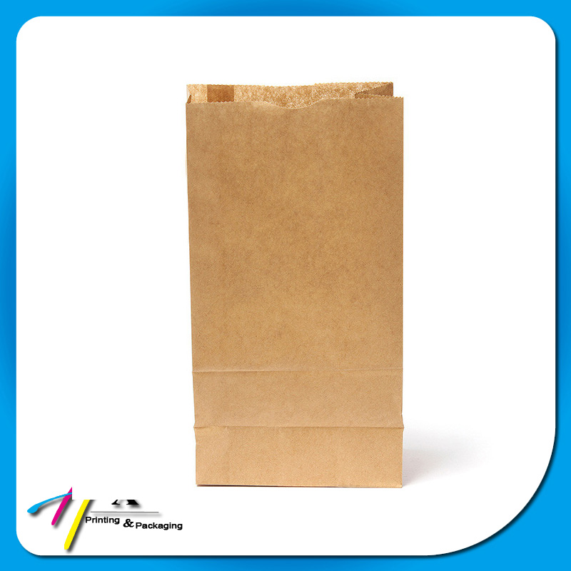 Thin Kraft Paper Bag New Stylish Gift Paper Packaging Bag With Logo Custom