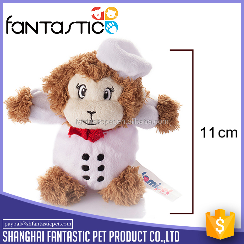 Preformed Factory supply plush toys stuffed animals with sound