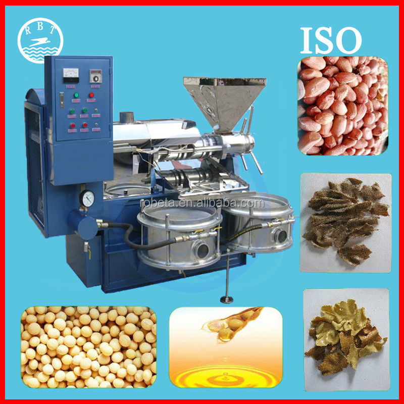 2014 new type soybean oil press machine price/argan oil press machine
