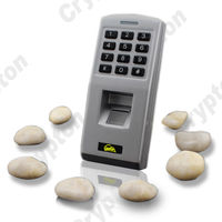 Metal casing Biometric fingerprint access control system