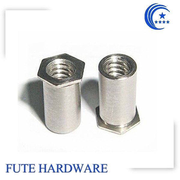 Stainless Steel Self Clinching Standoff Fasteners for Sheet Metal