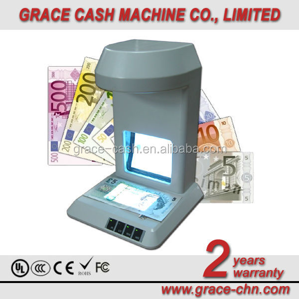 Multi Functions IR Money Counterfeit Detector