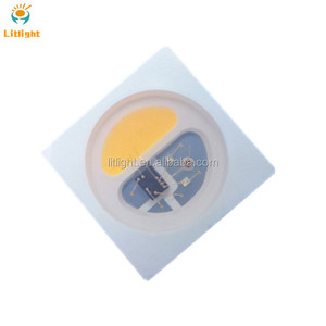Multiple Color PLCC4 Digital Diode SK6812RGBW With IC built-in SK6812 RGBW 5050 SMD LED Chip Datasheet
