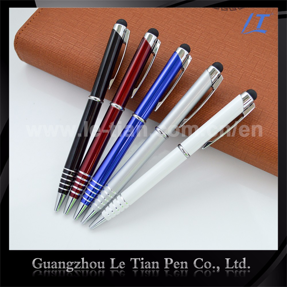 The Cheap Digital ipad pen iphone pen with Metal stylus material 2017