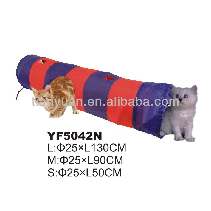 pet toy cat tunnel