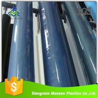 0.5mm Thick Pvc Transparent Film Pvc Curtain Sheet Plastic