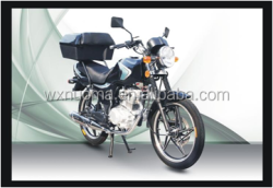 Chinese cheap 150cc street bike (NM150-8A) with EEC,with rear box