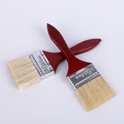 Red Handle Bristle Barbecue Paint Brush SQ-01