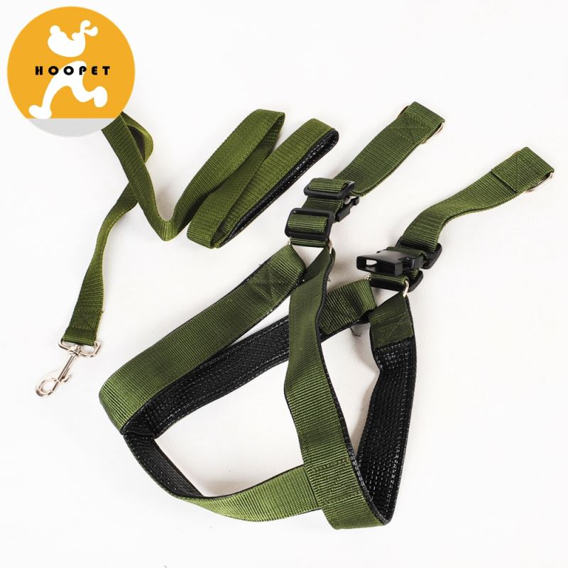 Hot selling safe harness retractable dog leash