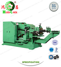High production rivet making heading machine
