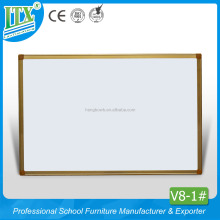 V8-1 High quality Magnetic Ceramic Whiteboard , MDF LDF core board, teching board for school supplier