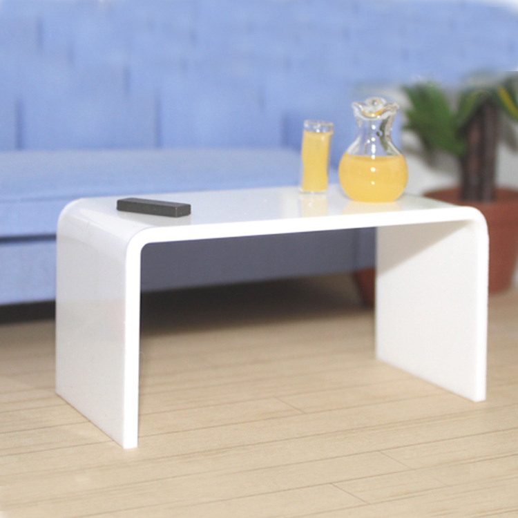 Acrylic Coffee Table With Shelf View Acrylic Coffee Tables Suncon Product Details From