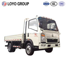 HOWO 2 Ton Small Diesel Light Truck