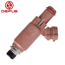 DEFUS fast delivery hot selling fuel injector Pink STI WRX Forester Genuine nozzle 195500-3910 16611-AA370 injectors