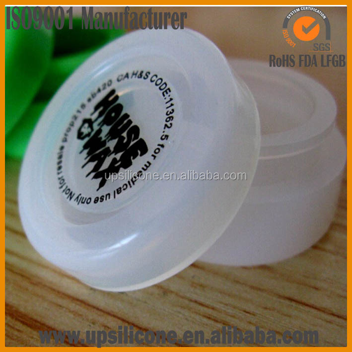 nonstick silicone container concentrate oil