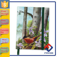 alibaba china custom a3 hard cover childrens exercise book with special paper