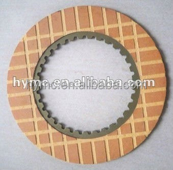 Paper based friction disc clutch plate 2822116 for Clark forklift