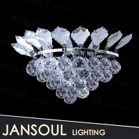 chinese best k9 crystals wholesale small crystal chandelier wall lamp mounted lighting fixture for stairs wall decoration