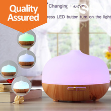 Decorative Glass Humidifier Ultrasonic Humidifier