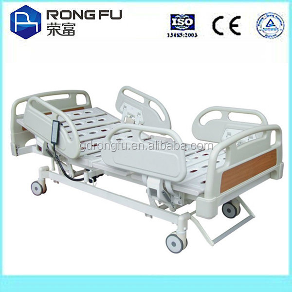 luxurious electric care hospital bed with 3 functions