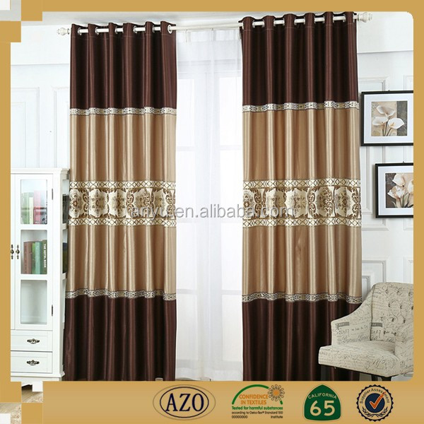 Cheap professional manufacturer plain office curtain