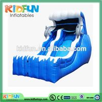 popular lake inflatable water slide