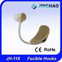 (JH-118) High cost effective product super cheap prices ear hook hearing aid