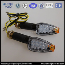 Chenghao mini arrow 2016 new turn signal led light for motorcycle, dirt bike