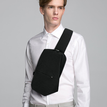 Hot Sale Casual waterproof polyester Sling Bag Triangle Backpack Chest Pack Cross Body Shoulder Bag