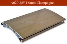 85mm Aluminium Roller Shutter Slat for Doors