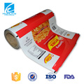 Colour print food packaging metalized opp film