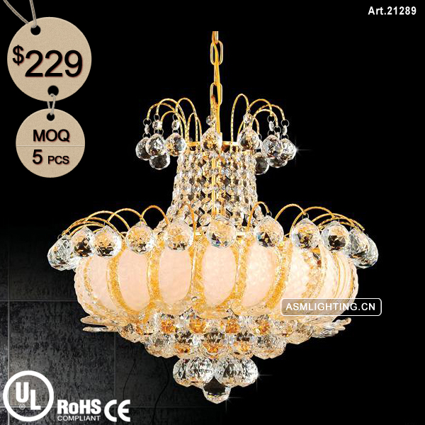 Empire Crystal Chandelier for Home Decoration