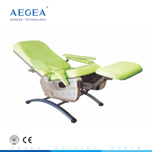 AG-XS104 manual hospital medical reclining phlebotomy chair for sale