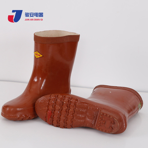 Hot Sell Insulated Rubber Boots Series for Live Working Electrical power