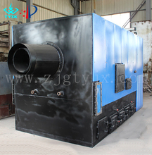 High efficiency energy saving biomass gasifier plant