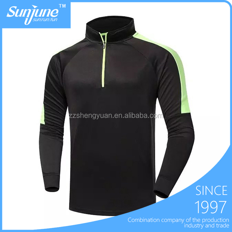 Long sleeve sportwear dry fit polo t shirts wholesale