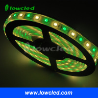 LED 5050 Green 220V high pressure waterproof soft strip LED rope light for housing and landscape decoration