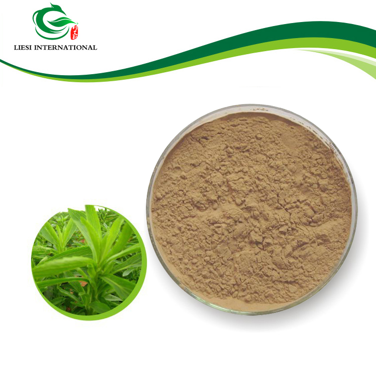 plant extract powder stevioside suppliers
