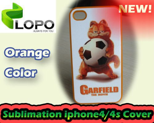 Sublimation Cell Phone Cases For iphone 4 4s