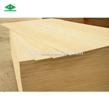 E1 18MM Thickness of Commercial Veneer Plywood at Wholesale price