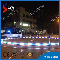 High Quality Granite LED Curbstone for Street Block, kerbstone Light