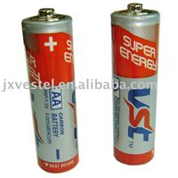 aa carbon battery